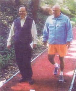 2002-09-sep-26-sankar-mukerji-and-ckg-walking